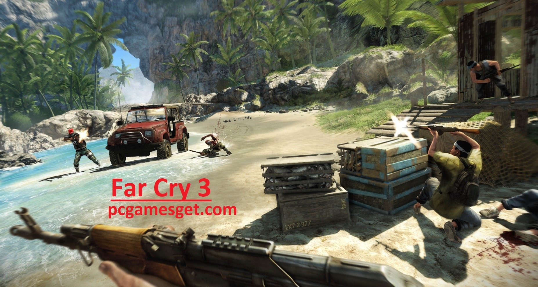 Far Cry 3 PC Game