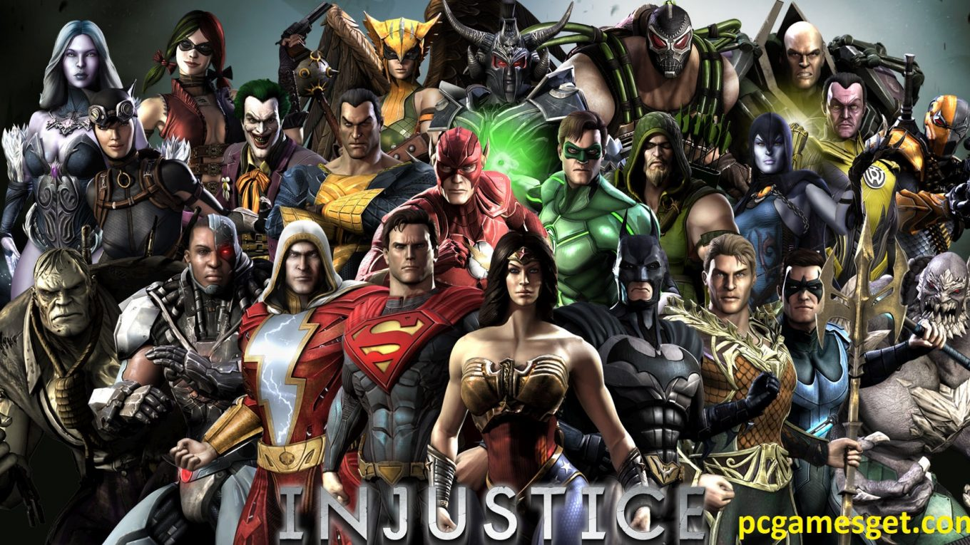 Injustice For Pc