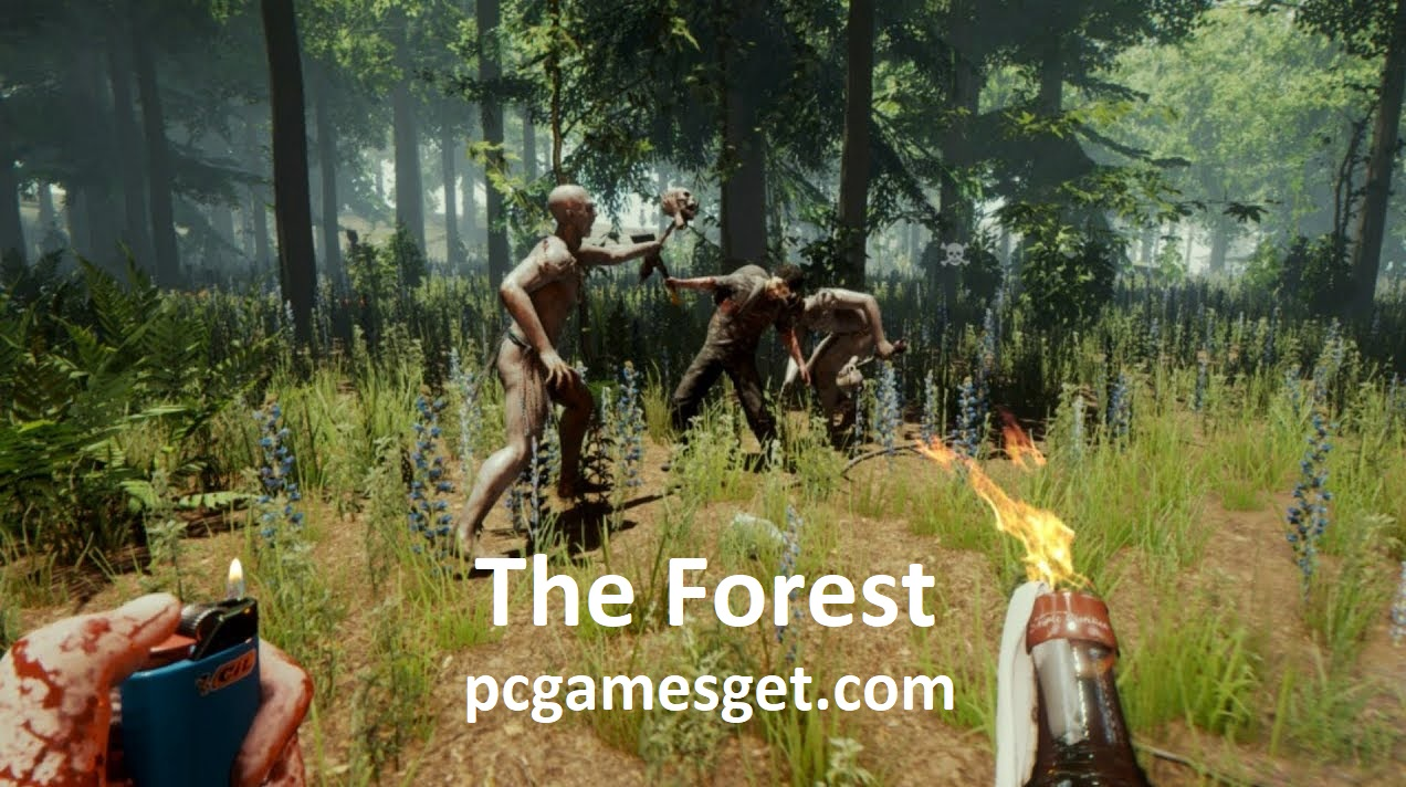 The Forest Pc Games