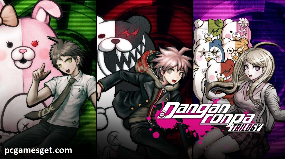 Danganronpa PC Game