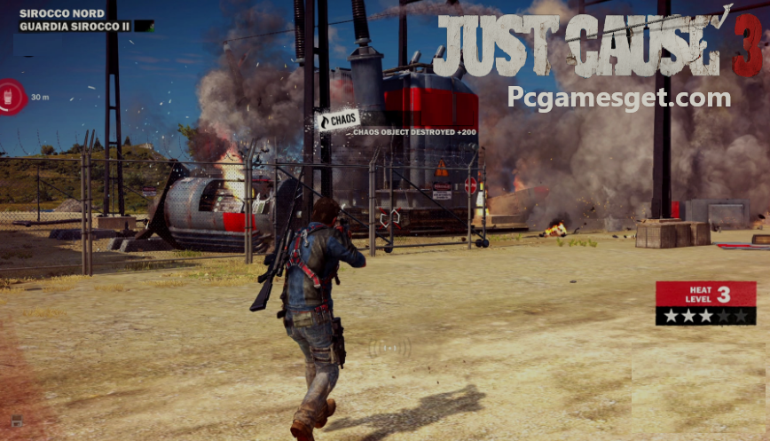 Just Cause 3 XXL Edition Free Download