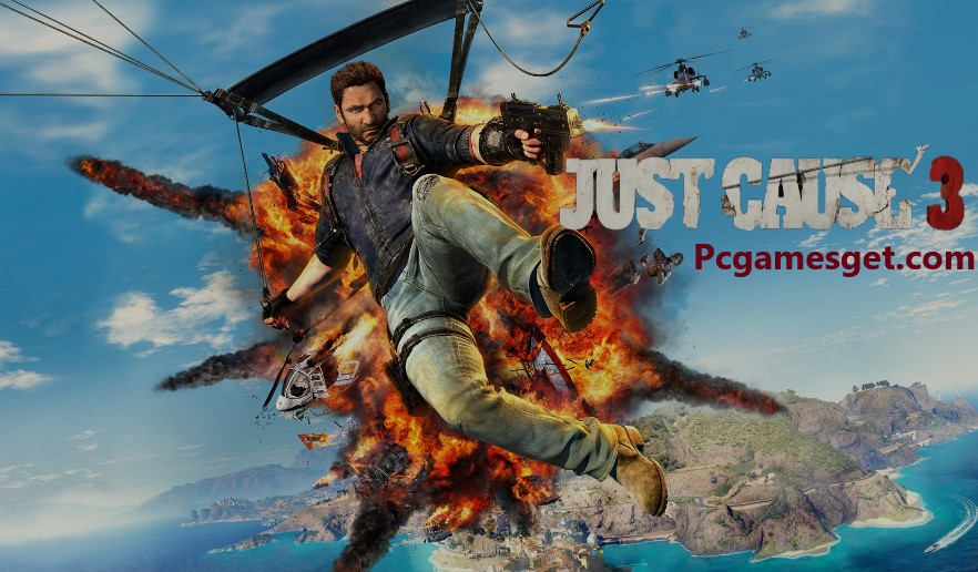Just Cause 3 Download For PC